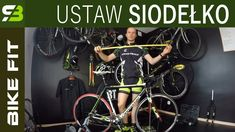 Jak fachowo ustawić wysokość siodełka w rowerze szosowym, górskim, czaso...