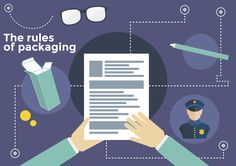 Mandatory information on #food #packaging - a short #guide to the EU #regulations -> discover more about it on #Packly #howto