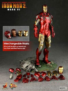 Ironman Mark VI