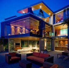Glass House!