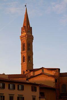Badia Tower, Florence