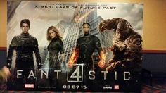 Josh Trank's take on Fantastic Four releases its second trailer and this one is all about the action. Synopsis: FANTASTIC FOUR, a contemporary re-imagining of Marvel's original and longest-ru… Film 2015, 2015 Movies, Hd Movies, Watch Movies, Movies Online, Tv Watch, Fantastic Four Film, Fantastic Four Characters, Miles Teller