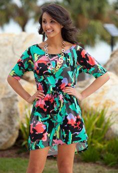 high-low tracy negoshian dress <3