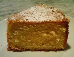 Norwegian Golden Cake