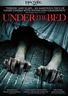 'Under The Bed' Green Band Trailer Comes For You!
