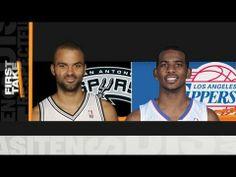 Better Point Guard: Chris Paul or Tony Parker? -