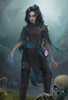 DnD or Pathfinder NPC / enemy character Fantasy Character Design, Character Design Inspiration, Character Concept, Character Art, Concept Art, Dungeons And Dragons Characters, Dnd Characters, Fantasy Characters, Female Characters