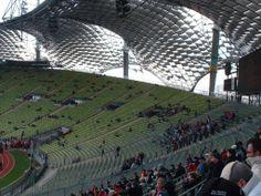 Münchner Olympiastadion IV