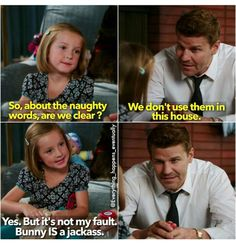 Christine has a problem with her vocabulary., Booth and Christine, Bones 😮😆 Fox Tv Shows, Best Tv Shows, Best Shows Ever, Favorite Tv Shows, Movies And Tv Shows, Bones Quotes, Tv Quotes, Movie Quotes, Booth And Bones