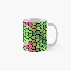 'abstract turtle ' Mug by Turtle, Bottles, My Arts, Art Prints, Mugs, Abstract, Printed, Awesome, Artist