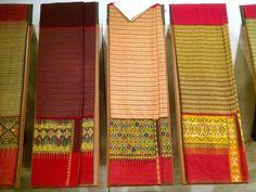 Tin Chok textiles thailand Haute Culture display