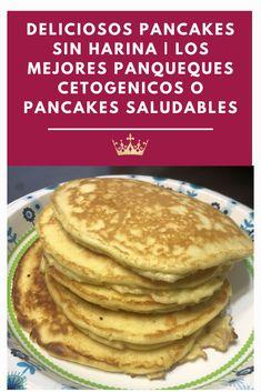 Ketogenic Recipes, Keto Recipes, Dessert Recipes, Healthy Recipes, Diabetic Shakes, Amazing Food Videos, Sugar Free Diet, Keto Pancakes, Cheesecake