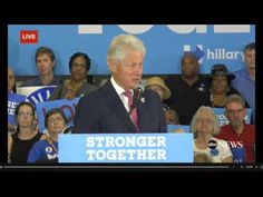 Bill Clinton, in Pennsylvania, Mocks Coal Country West Virginia for Supporting…