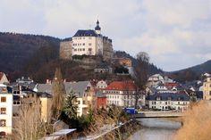 Greiz, Thüringen, Castle, Germany