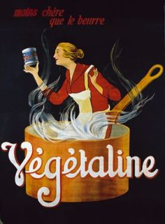 Food Poster, Sale Advertising Posters & Painting Reproduction of Food - Vintage Poster Market Vintage Ads Food, Vintage Food Posters, Vintage French Posters, Pub Vintage, Images Vintage, Vintage Advertising Posters, Old Advertisements, Vintage Labels, Vintage Recipes