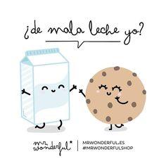 Uy qué va, pero ¡qué dices! #mrwonderfulshop #quotes #design