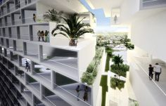 marina lofts in fort lauderdale, florida by BIG architects