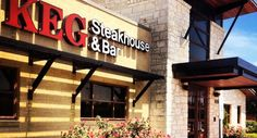 Las Colinas Keg Steakhouse -- for a great steak, close to home