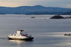 Oslo Cruise Port, Norway