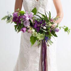 Jessica Zimmerman | ZIMMERMAN | zimmermanevents.com | Fall|Winter 2015 Arkansas Bride Magazine #jessicazimmerman #zimmermanevents #jzfloral #floral #floraldesigner #bouquet #purplewedding #purpleflowers #rose #hellebore #tulip #clematis #southernbride #southernwedding #arkansaswedding #arkansasbride #silkandwillow