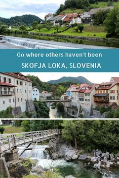 Skofja Loka, Slovenia is a beautiful place in Slovenia that a few have discovered yet. See why. You'll be stunned!