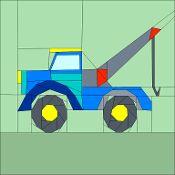 Tow Truck - via @Craftsy