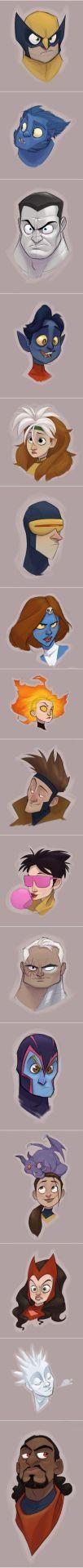 Character Illustrations — Character Illustrations