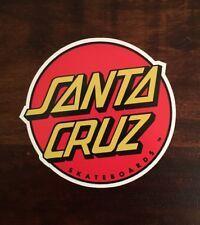santa cruz skateboard Sticker