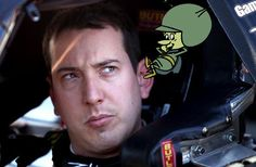 Kyle Busch looks to Kazoo for a little #NASCAR advice and inspiration.