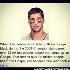 John 3:16!♥️