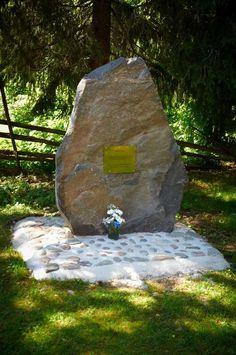 Karijoki: Isovihan muistomerkki