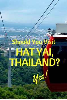 Hat Yai's location near the Southern border of Thailand and Northern border of Malaysia make it an interesting travel option.