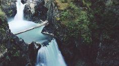 Wodospad Little Qualicum, Kolumbia Brytyjska
