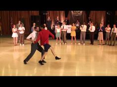 ILHC 2013 - Strictly Lindy - All Star - Finals - Spotlights - YouTube