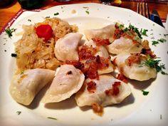 Pierogis - Stash Café - Montréal Restaurant review http://urbainecity.com/2014/03/stash-cafe/