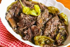 Crock Pot Mississippi Pot Roast The Country Cook. 30 Of The BEST Slow Cooker Recipes Kitchen Fun With My . Crockpot Rump Roast With Onions Recipe. Home and Family Chips Ahoy, Roast With Pepperoncini, Pepperoncini Peppers, Burritos, Granola, Quinoa, Slow Cooker, Feta, Smoothies