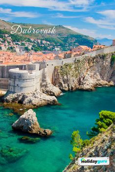Dubrovnik is an amazingly intact walled city on the Adriatic Sea coast in the south of Croatia. Discover the best attractions and things to do in Dubrovnik. Vacation Places, Places To Travel, Places To Visit, Vacations, Visit Croatia, Croatia Travel, Beautiful Islands, Beautiful Beaches, Greek Isles