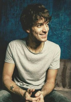 little bit in love with Paolo Good People, Pretty People, Life Is Beautiful, Beautiful People, Paolo Nutini, Dapper Gentleman, Someone Like You, Papi, Sharp Dressed Man