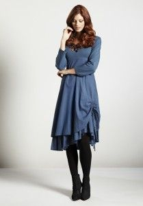 Layered dress by Braintree clothing