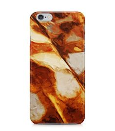Graceful Brown Abstract Picture 3D Iphone Case for Iphone 3G/4/4g/4s/5/5s/6/6s/6s Plus - ARTXTR0201 - FavCases