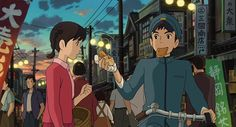 Ghibli Blog - Studio Ghibli, Animation and the Movies: From Up on Poppy Hill - Where is it Playing?