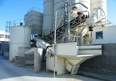 Structures  (Concrete) Recycling Plant