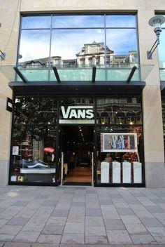 Vans Store - Cardiff