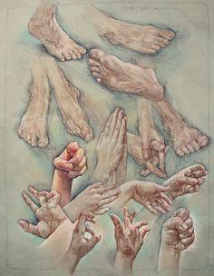 The Blog of Maud: Need a Hand?