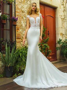 06c9b59fbd3 Свадебное платье Anna Sposa Selmira ▷ Свадебный Торговый Центр Вега в Москве