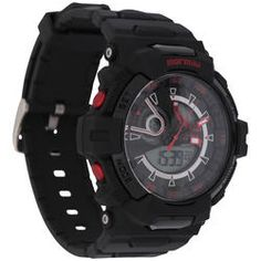 Relógio Masculino Analógico Digital MormaII MO1070 - PRETO/VERMELHO Desconto Centauro para Relógio Masculino Analógico Digital MormaII MO1070 - PRETO/VERMELHO por apenas R$ 269.90.