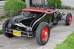 1927 Ford Model T Track T Roadster.