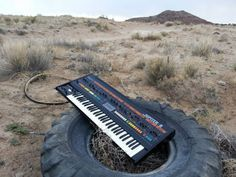 MATRIXSYNTH: Roland Jupiter-8 in the Desert