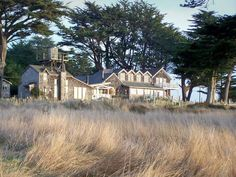 Have yourself a romantic getaway at this Mendocino Coast B+B.