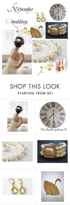 """""""November wedding"""" by varivodamar ❤ liked on Polyvore featuring Chanel and modern"""